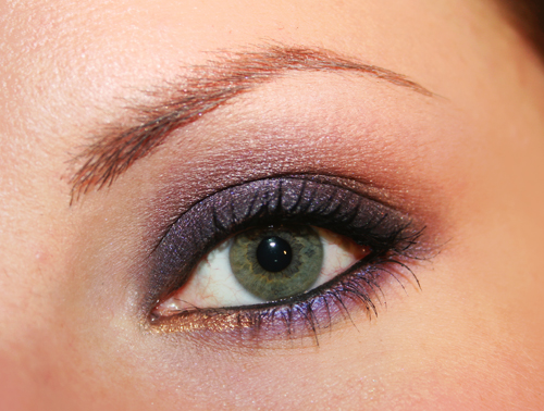 make up palpebra inferiore