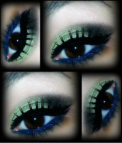 trucco eyeliner contest