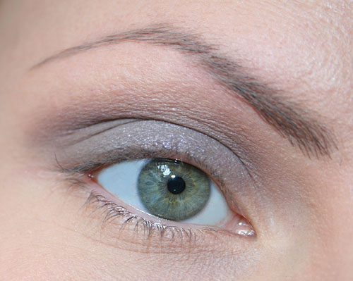 ombretto marrone smoky eyes