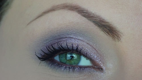 make up rosa e grigio