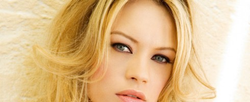 make up labbra carnose Anna Falchi